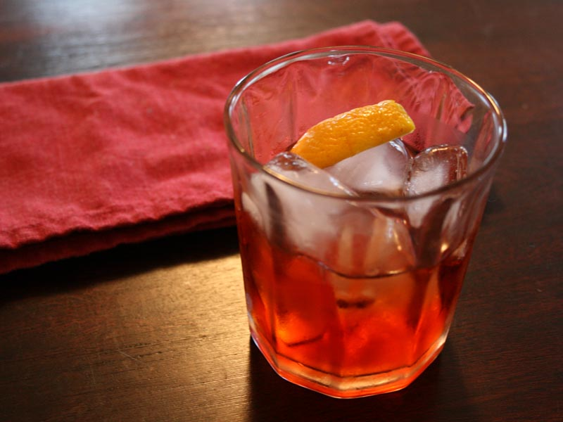 Negroni | Cocktailia