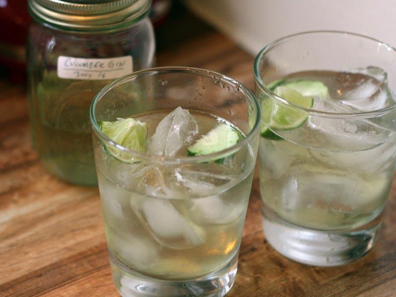 Cucumber Gimlet | Cocktailia