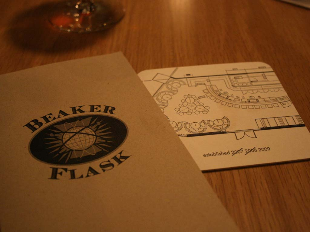 Beaker and Flask, Portland, Oregon