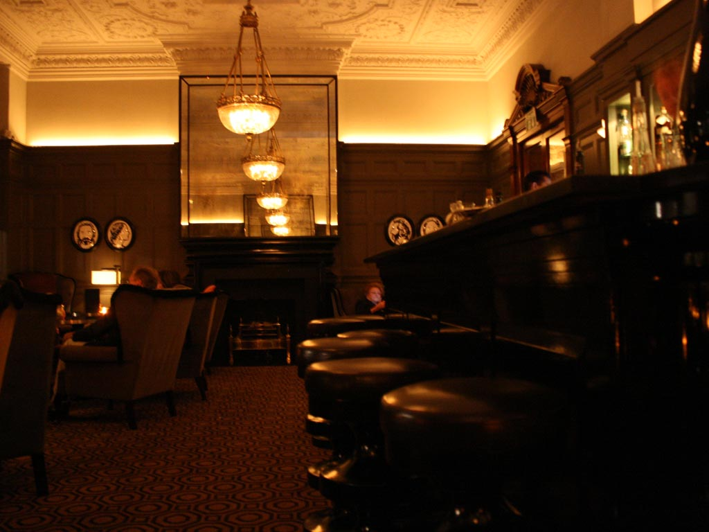 Coburg Bar, London, England