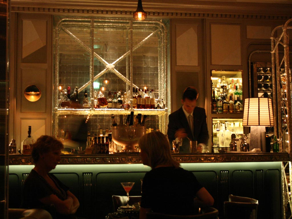 Connaught Bar, London, England