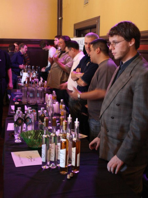 Great American Distillers Festival, Portland, Oregon