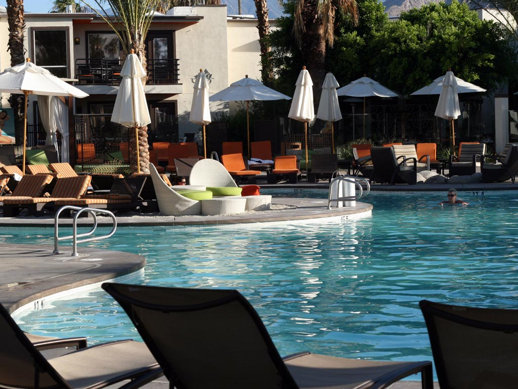 Riviera Resort and Spa, Palm Springs, California