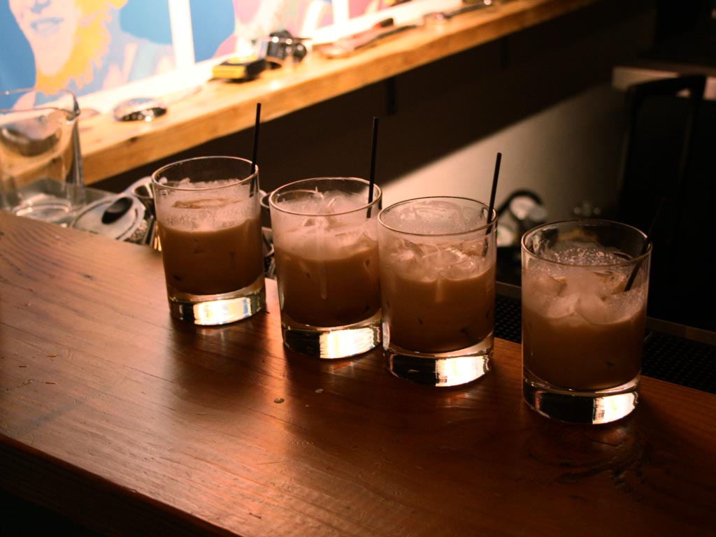 Ristretto with The Dude: Galliano Ristretto White Russians and The Big Lebowski